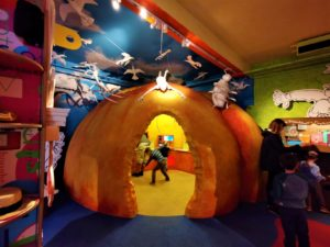 James and the giant peach aylesbury