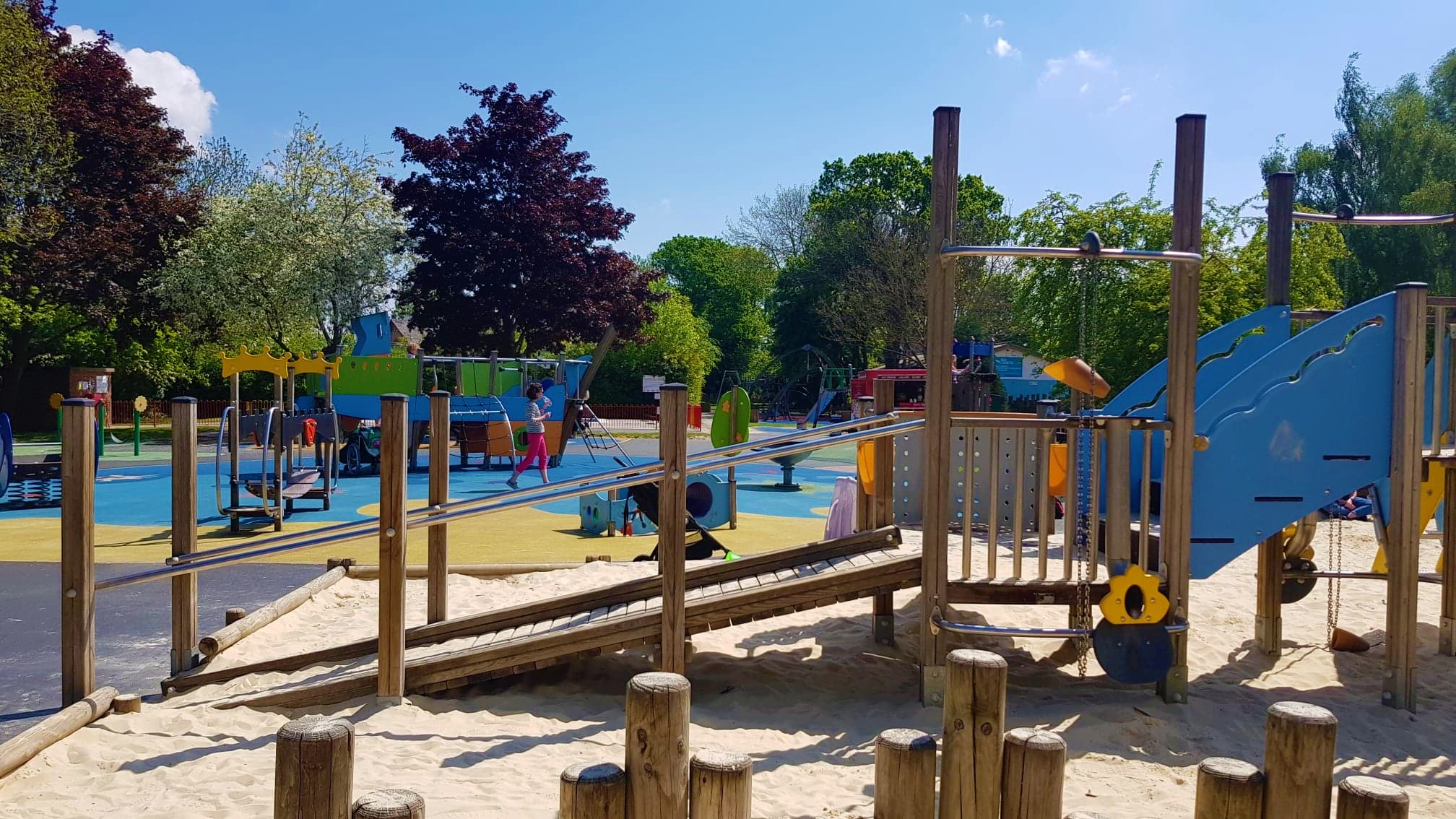 riverside play park Stradford-upon-avon