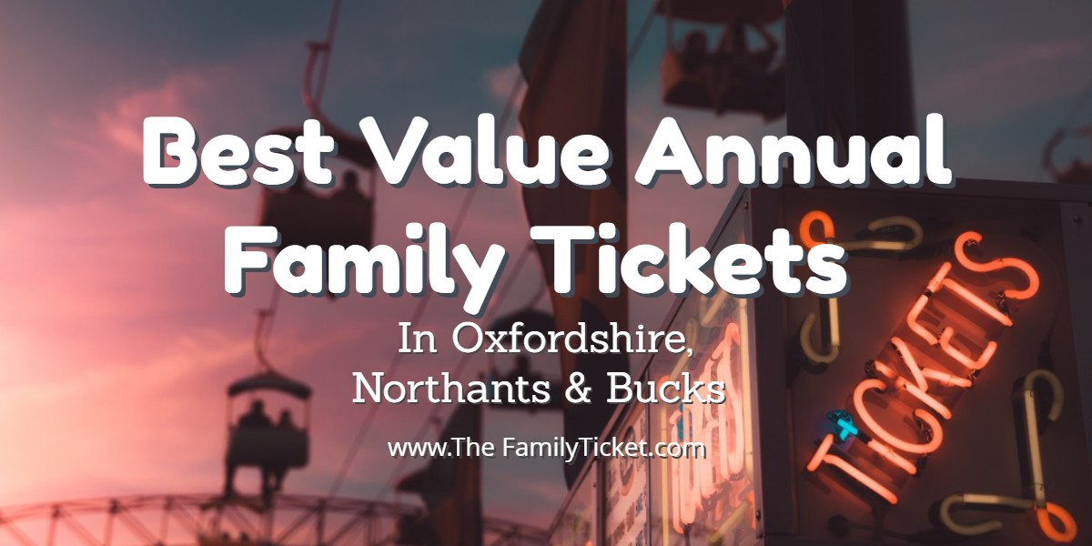 Best Annual family tickets