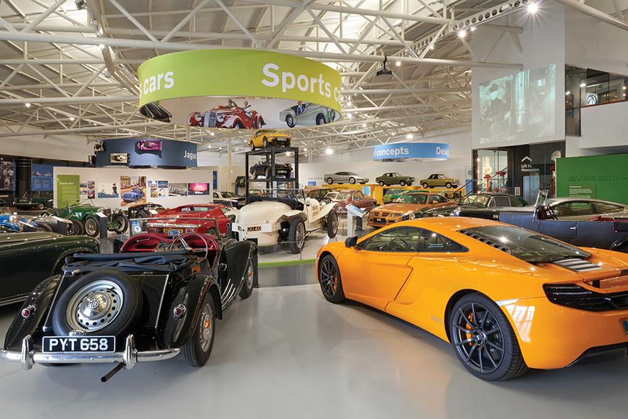 British motor museum annual pass