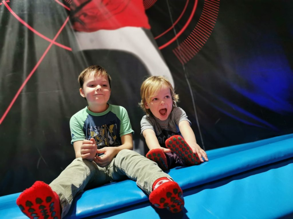 Rush Trampoline park High Wycombe