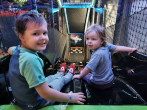 Rush Soft play