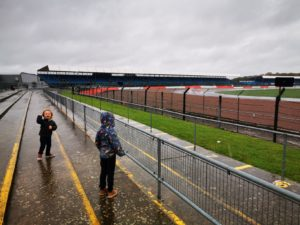 Endurance racing at silverstone