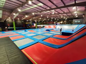 High Wycombe Trampoline park