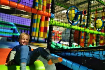 Ruby And Red's soft play