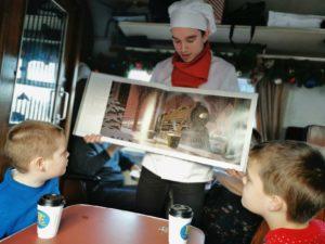 Reading the polar express