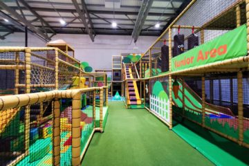 Carterton soft play