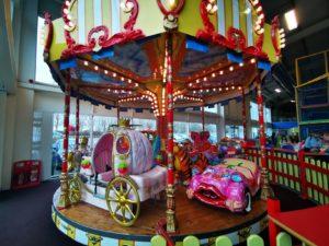 The carousel Milton keynes soft play