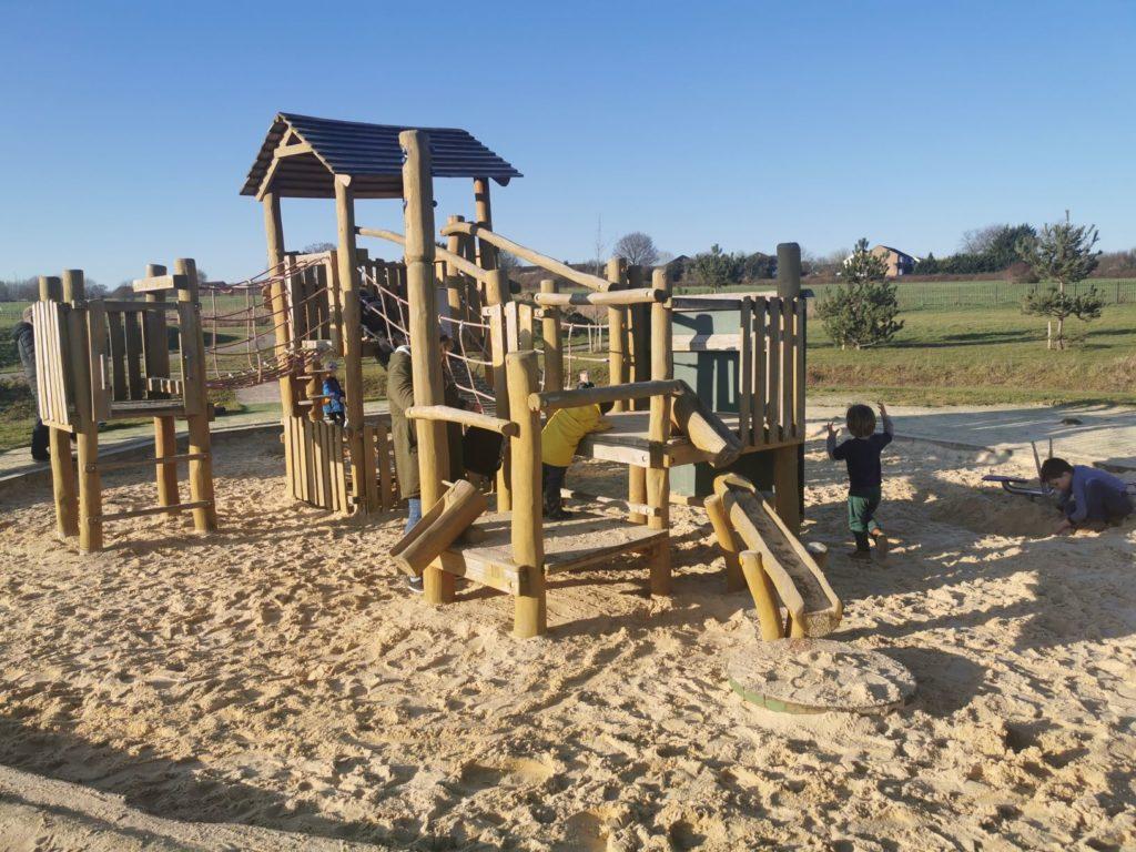 Langley Lane play area