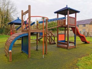 Play park in Middleton Stoney