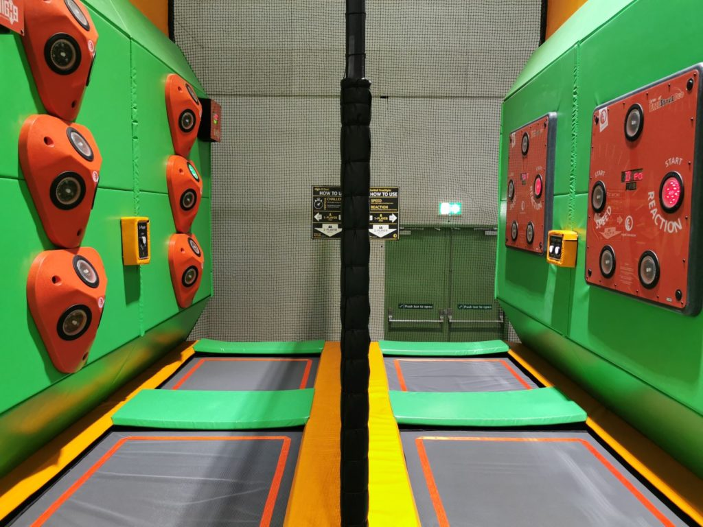 trampoline park carterton