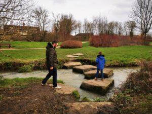 Milton keynes stepping stones