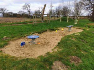 Appleton sand pit play park