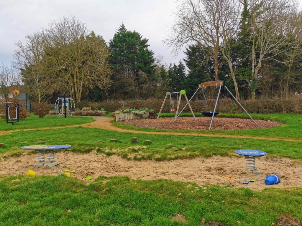 Oxfordshire play areas