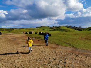 Burton Dassett hills country park