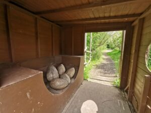 Forest Of Marston Vale sensory garden