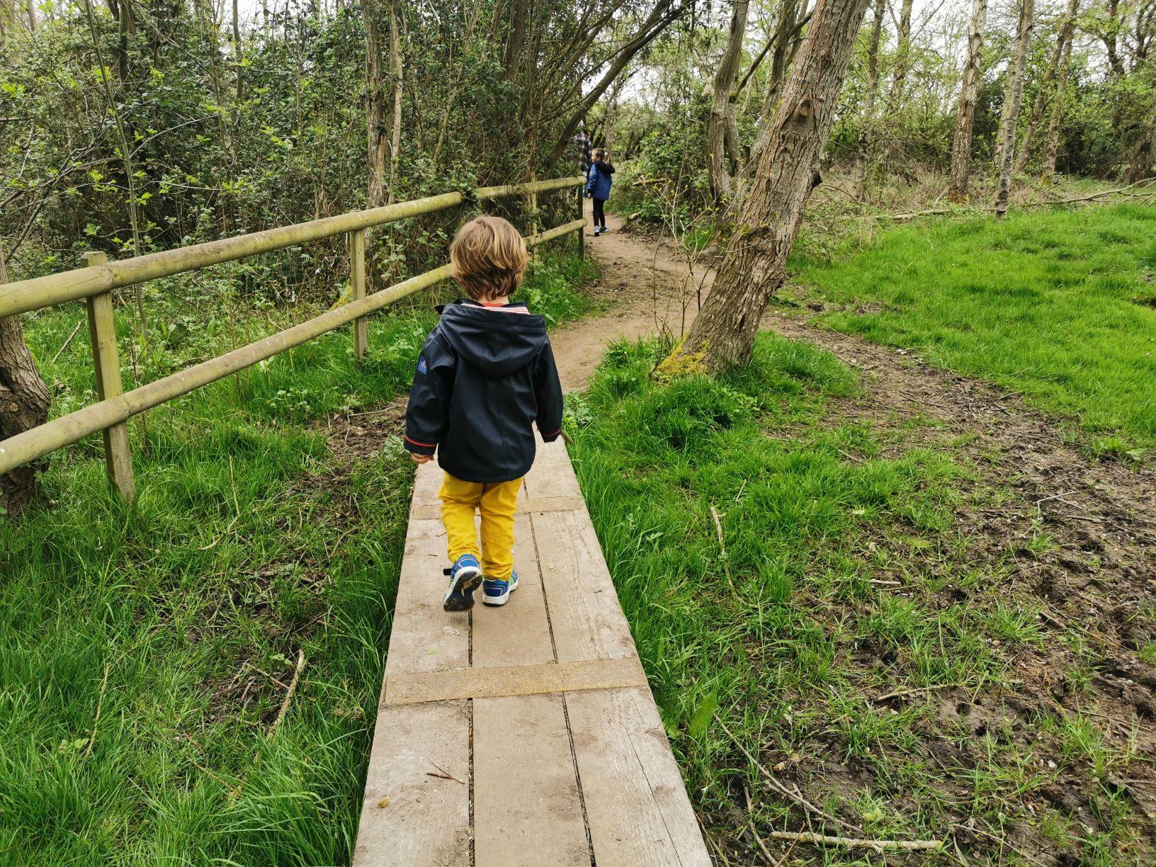 Bicester to Launton Walk