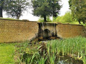 Wroxton Abbey cascade