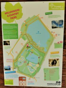 Forest Of Marston Vale map