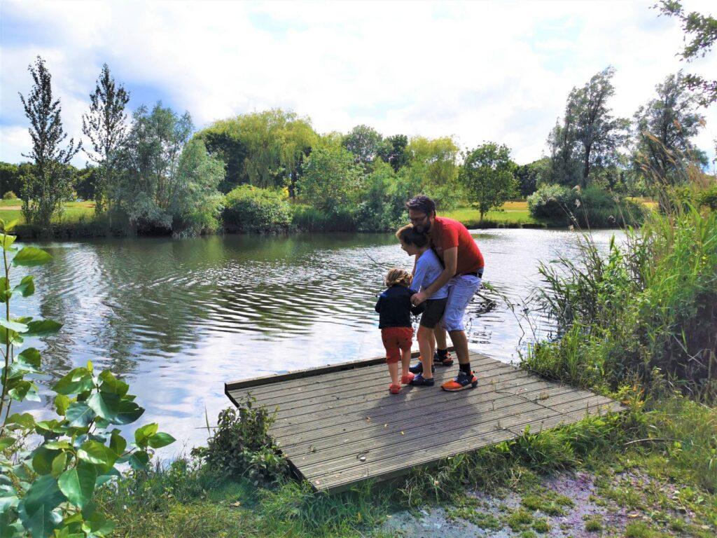 Milton Keynes lakes