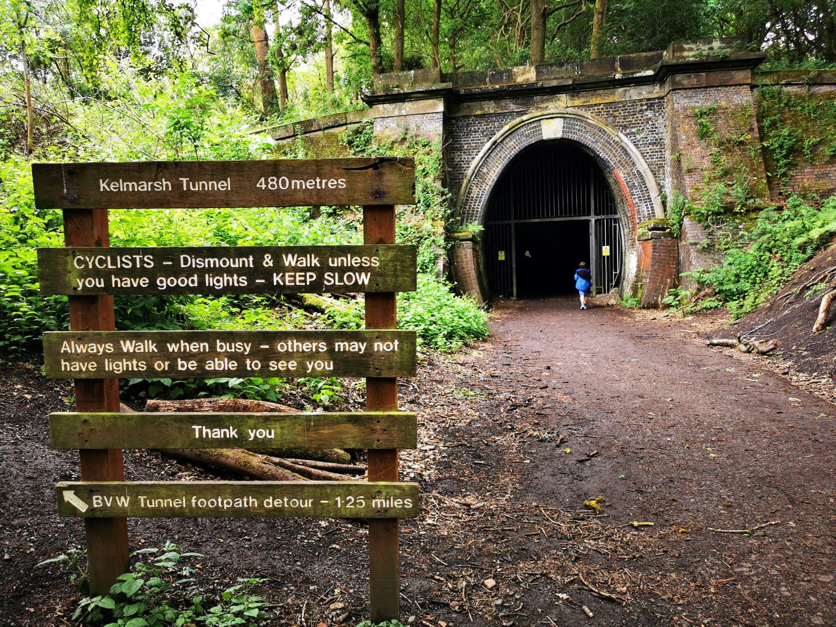 Kelmarsh Tunnels