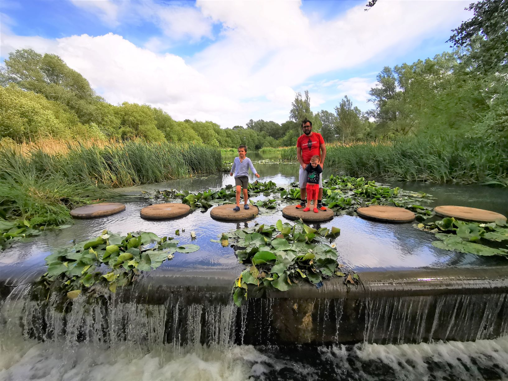 Teardrop Lakes Milton Keynes