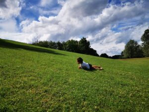 Hill rolling Milton Keynes