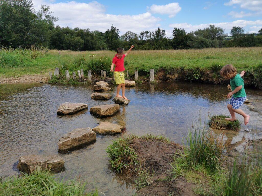 Greystones farm nature reserve