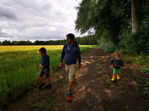 Dry Sandford walks