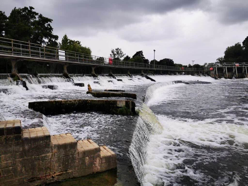 Boulters Weir
