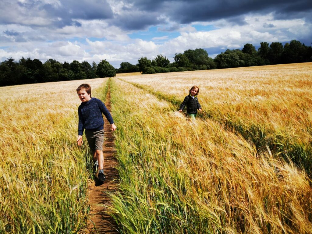 Child friendly walks in Oxfordshire