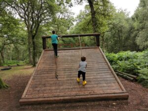 assault courses for kids