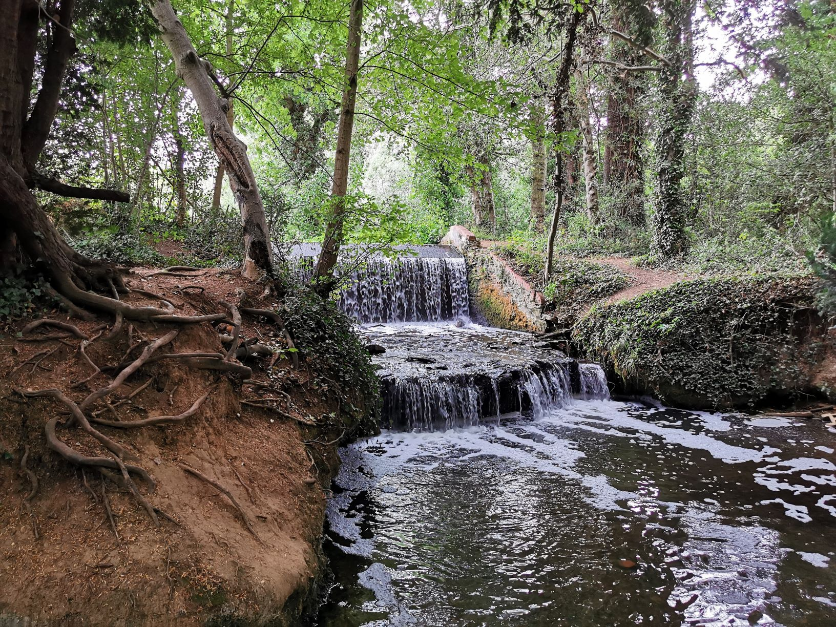 Little Billing Waterfall