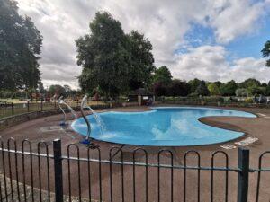 Warwick splash park st Nicholas park