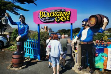 Blackgang Chine Isle of white