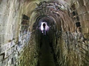 Tunnels in Milton Keynes