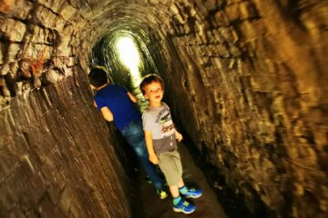 Iron Trunk Aqueduct tunnel