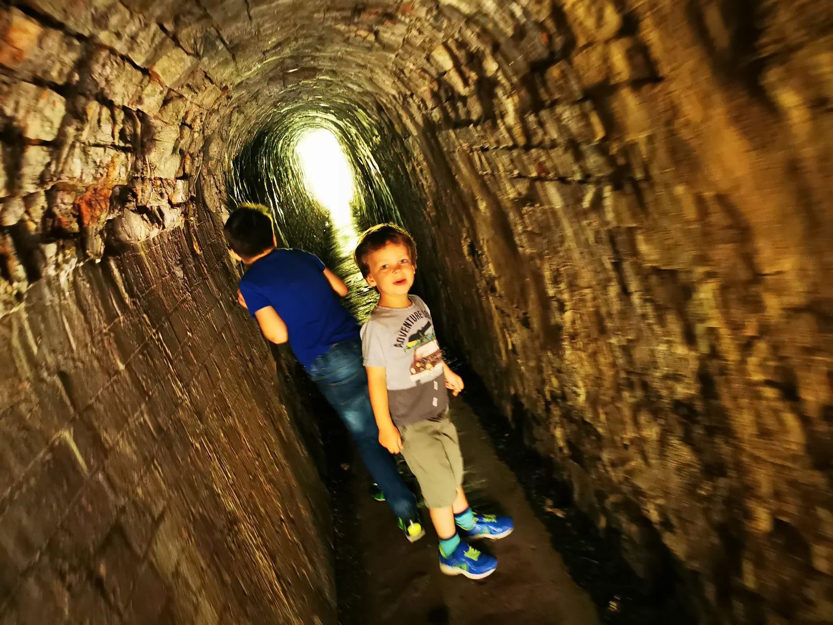 Iron Trunk Aqueduct tunnel