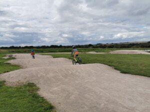 Stanton Low park BMX track
