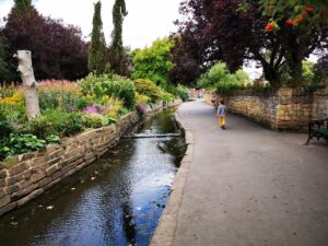 St Nicholas park Warwick