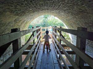 Milton keynes tunnel