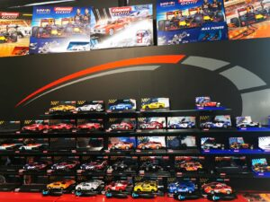 Indoor racing Milton Keynes
