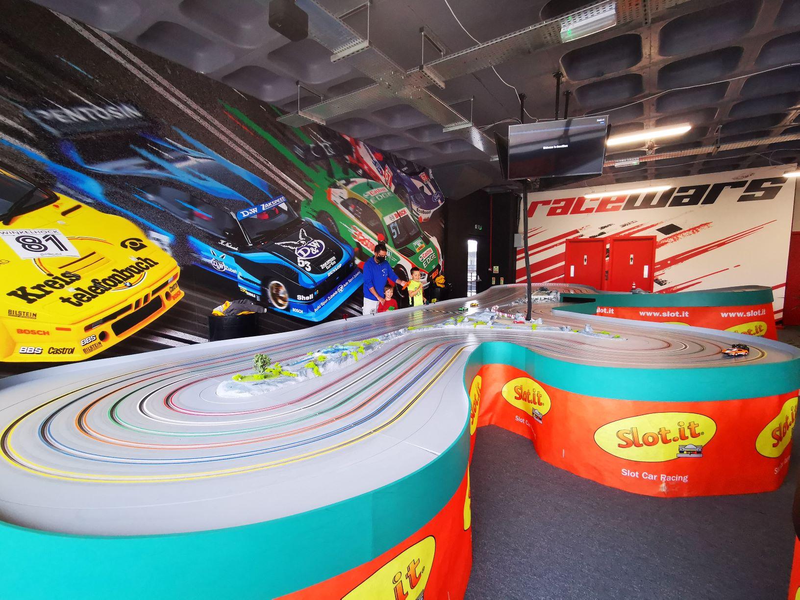 RaceWars Milton Keynes