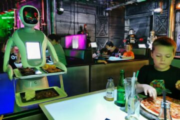 Robotazia cafe
