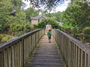 North Wales child friendly walks
