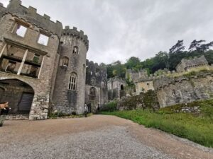 North Wales Castle