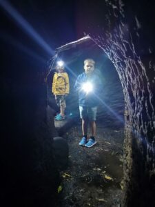 Cave walks for kids