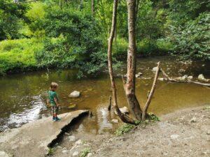 Paddling spots North Wales