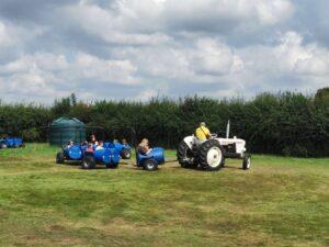 Barrel Ride Milton Keynes