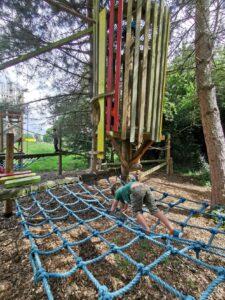 Adventure play area Oxford